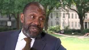 Sir Lenny Henry said the lack of off-screen diversity has reached a