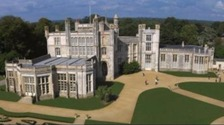 Next phase of restoration starts at Highcliffe Castle