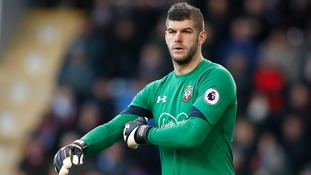 Fraser Forster sings new five-year contract with Southampton