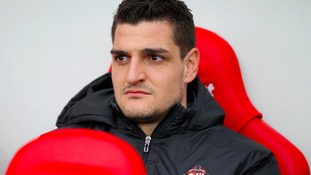 Mannone has spent four seasons on Wearside