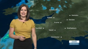 More unsettled weather on the way but feeling fresh
