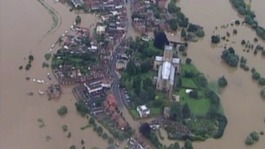 10 years on: The Gloucestershire Floods