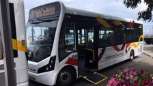 Guernsey bus user numbers on the increase