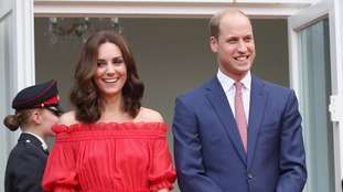 Brexit won't divide our bond, Prince William tells Germany