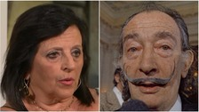 DNA taken from Salvador Dali's body in love child case