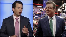 Trump's son and former campaign manager to be quizzed by Senate