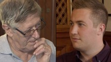 Growing up 50 years apart - when being gay was illegal