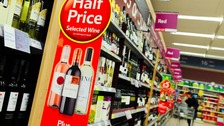 Cheap booze still sold for 'pocket money prices'