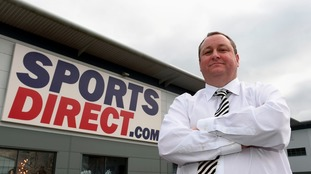 Sports Direct profits plunge 58% due to Brexit impact on pound