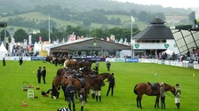 Security stepped up at Royal Welsh Show 2017