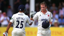 Essex batsman Westley gets England Test call-up
