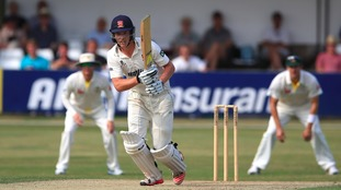 Westley has been in good form for Essex this season.