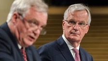 UK and EU have 'fundamental' differences on number of Brexit issues