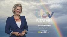 Weather: Improving across eastern areas
