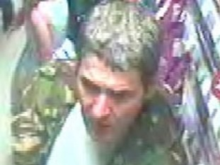 A second image of a man police want to talk too about an assault in Littleport