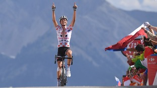 Barguil wins Stage 18 on the Col d'Izoard as Froome stays in yellow