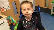 Campaign to raise £500,000 for terminally-ill boy