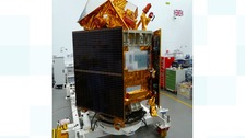 The Sentinel 5P satellite