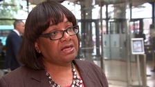 Diane Abbott struggles again on police funding