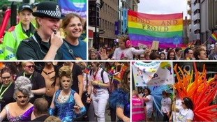 'Policing with Pride': Northumbria Police celebrates a tenth anniversary of the Northern Pride