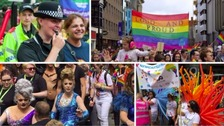 Northumbria Police: 'policing with pride'