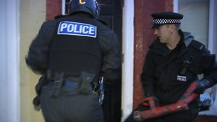 Crime numbers jump most dramatically in a decade, new figures show