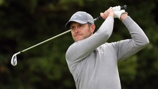 Golf: Stuart Manley among leaders at The Open