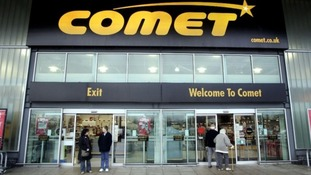 Deloitte is set to publish a report on the collapsed retailer Comet on Monday