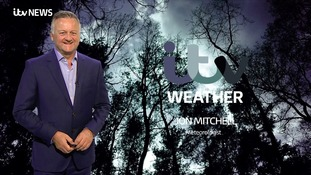 Morning weather with Jon Mitchell
