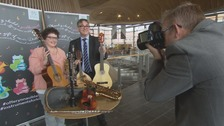 AMs asked to donate their old musical instruments