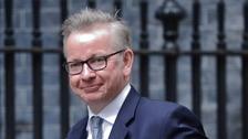 Michael Gove to pledge a 'green Brexit'