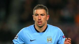 Man City defender set for Roma move - Guardiola