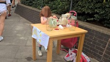 Girl, 5, fined £150 by council for selling lemonade