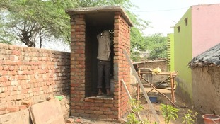 More toilets are being built across India, particularly in rural areas.