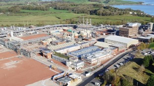 GSK pulled out of a planned £350million investment in the Ulverston site