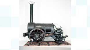 Stephenson Rocket is returning to the North East