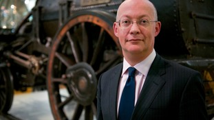 Ian Blatchford is the Director of the Science Museum Group