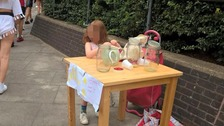 Girl, 5, hit with £150 fine by council for selling homemade lemonade outside her house