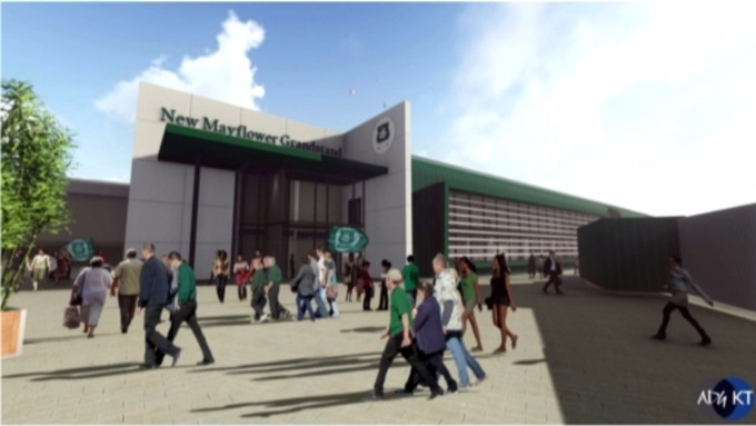Plymouth Argyle Stadium Redevelopment Plans Go On Show