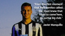 Manquillo is a Magpie