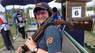 Detention officer picked for Team GB shooting championships