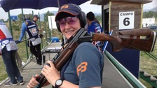 Local detention officer, Linda Pearson, has been selected to represent Team GB in the shooting championships for the sixth time.
