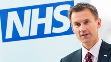 Hunt to decide on future of Huddersfield A&E closure