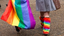 Pride in Hull takes place on Saturday.