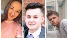 Families pay tribute to teenagers killed in crash