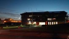 HMP Wymott prison in Lancashire