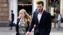 Charlie Gard's dad yells 'evil' as new scan revealed
