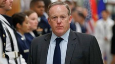 Trump's press secretary Sean Spicer quits after six months