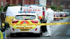 Police arrest a 16-year-old boy on suspicion of murder after dad stabbed to death in Sale