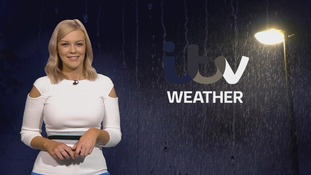 Wales weather: Rain clearing tonight, sunshine and heavy showers tomorrow